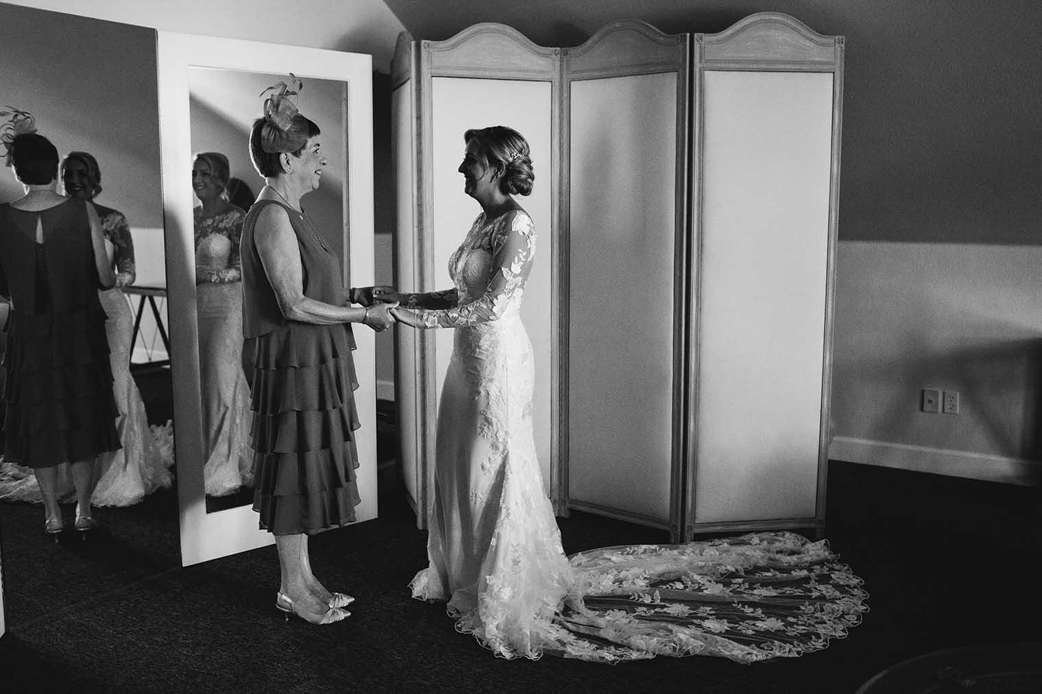 Mountain House Estate Wedding Getting Ready