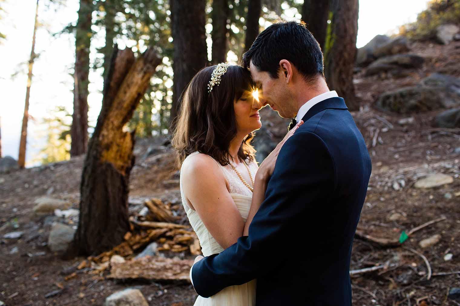 Yosemite National Park Elopement Wedding Photographer