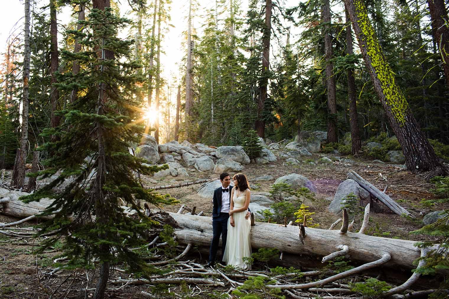 Yosemite Elopement Wedding Photographer