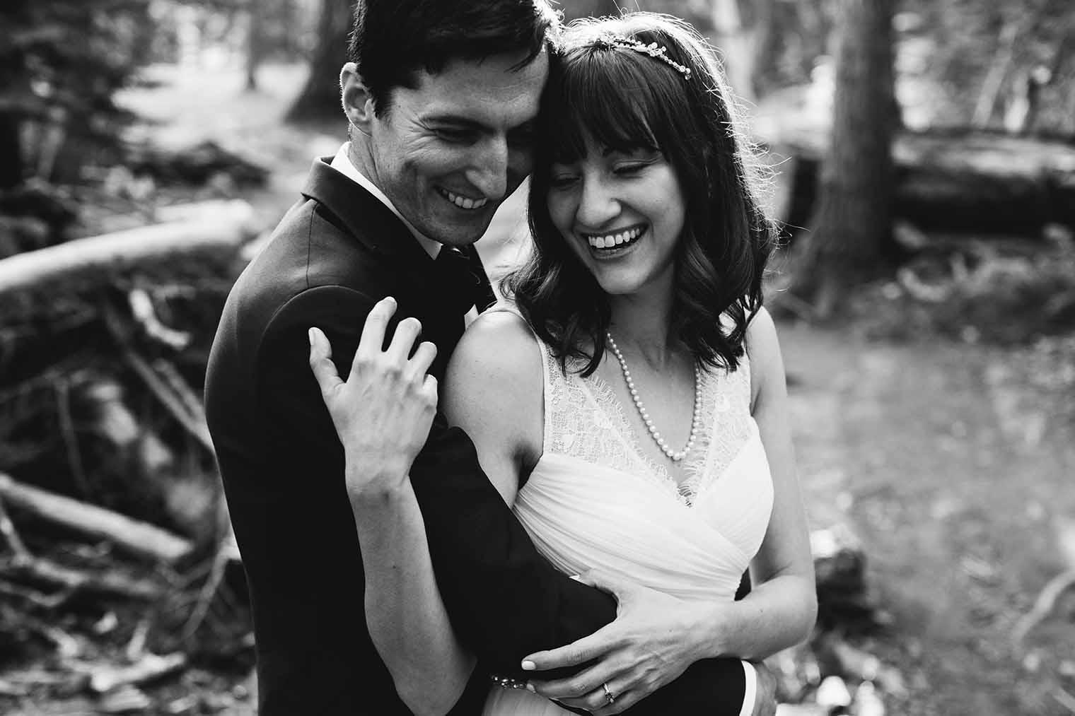 Yosemite Elopement Wedding Photography