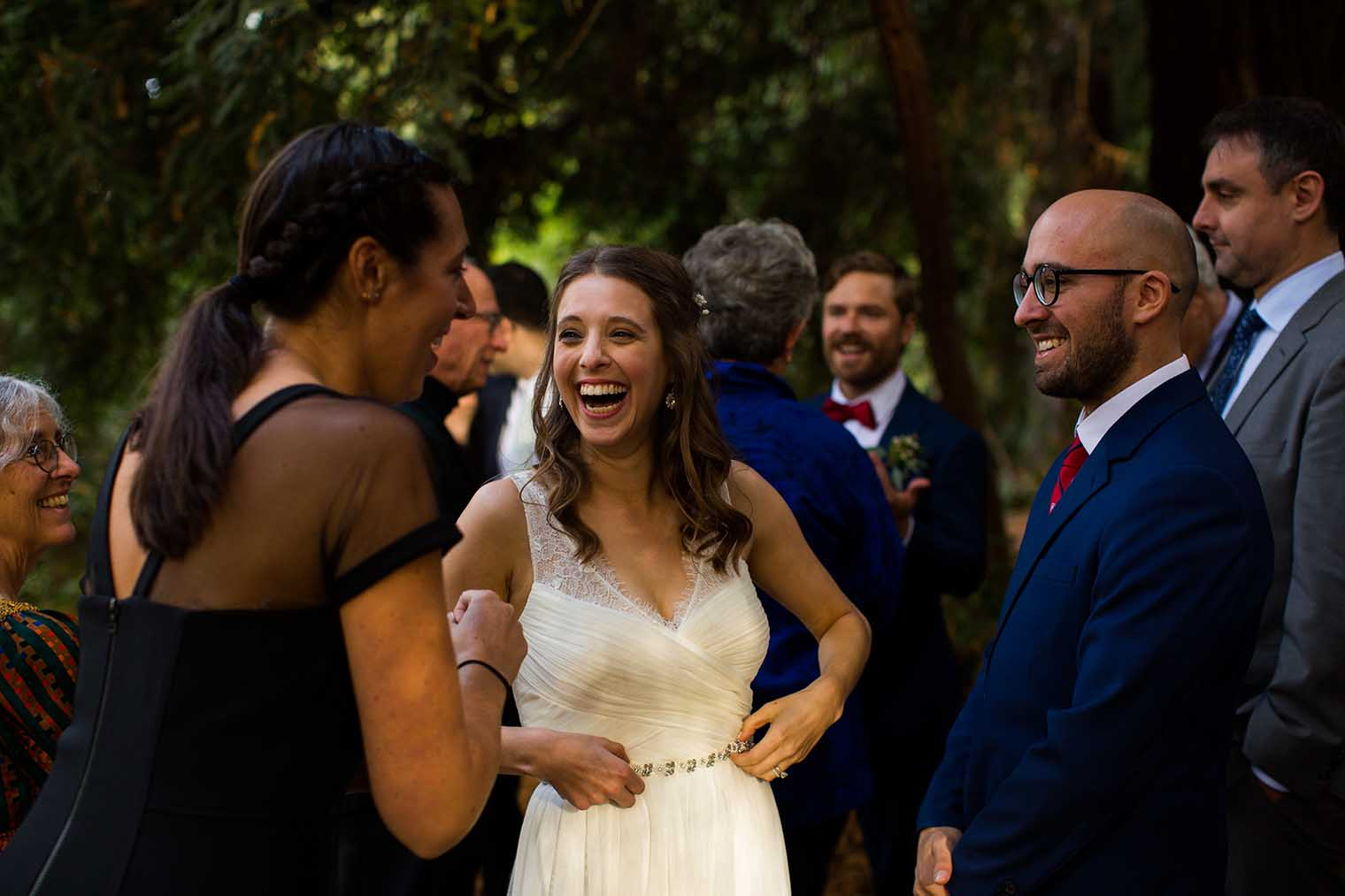 OVY Camp & Event Center Wedding Ceremony