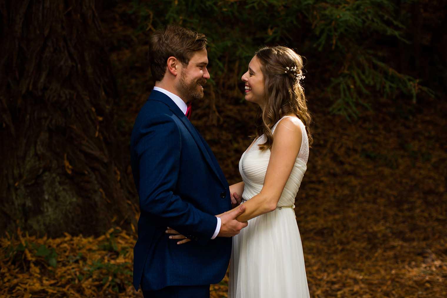 OVY Camp & Event Center Wedding First Look
