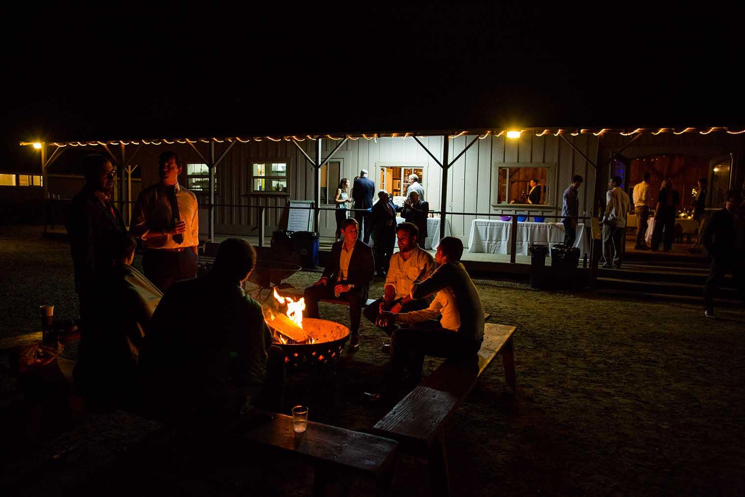 OVY Camp & Event Center Wedding