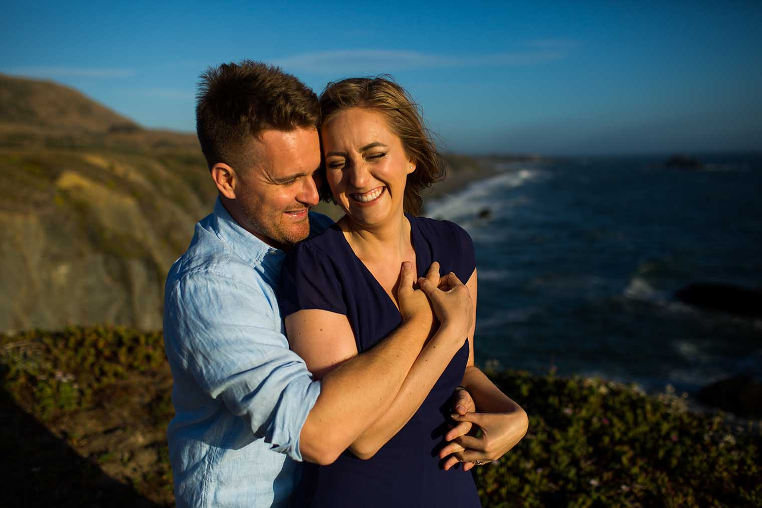Engagement Session at Sonoma Coast State Park