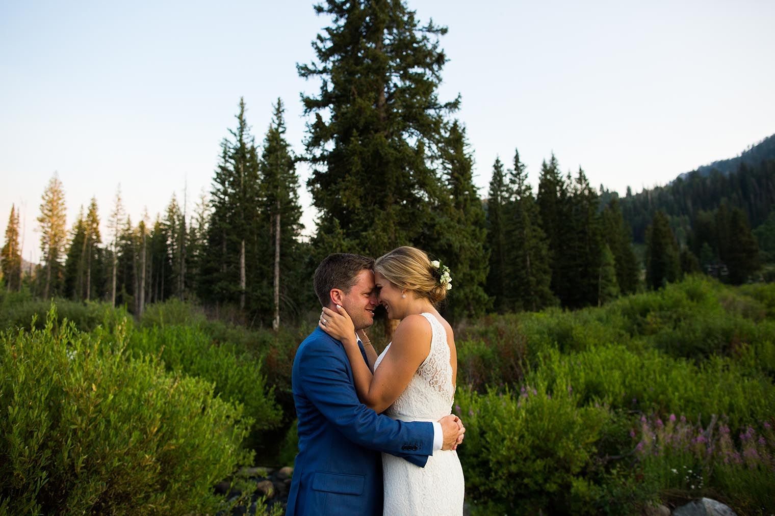 Solitude Mountain Resort Wedding