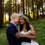 University of California Botanical Garden Wedding