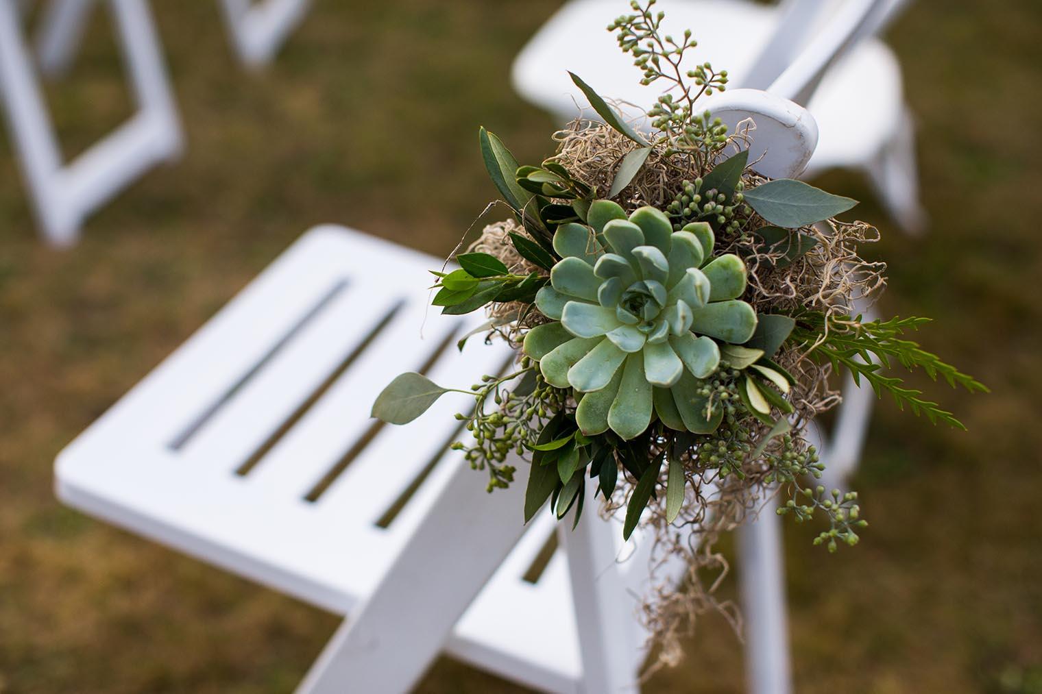 heritage house resort wedding ceremony details