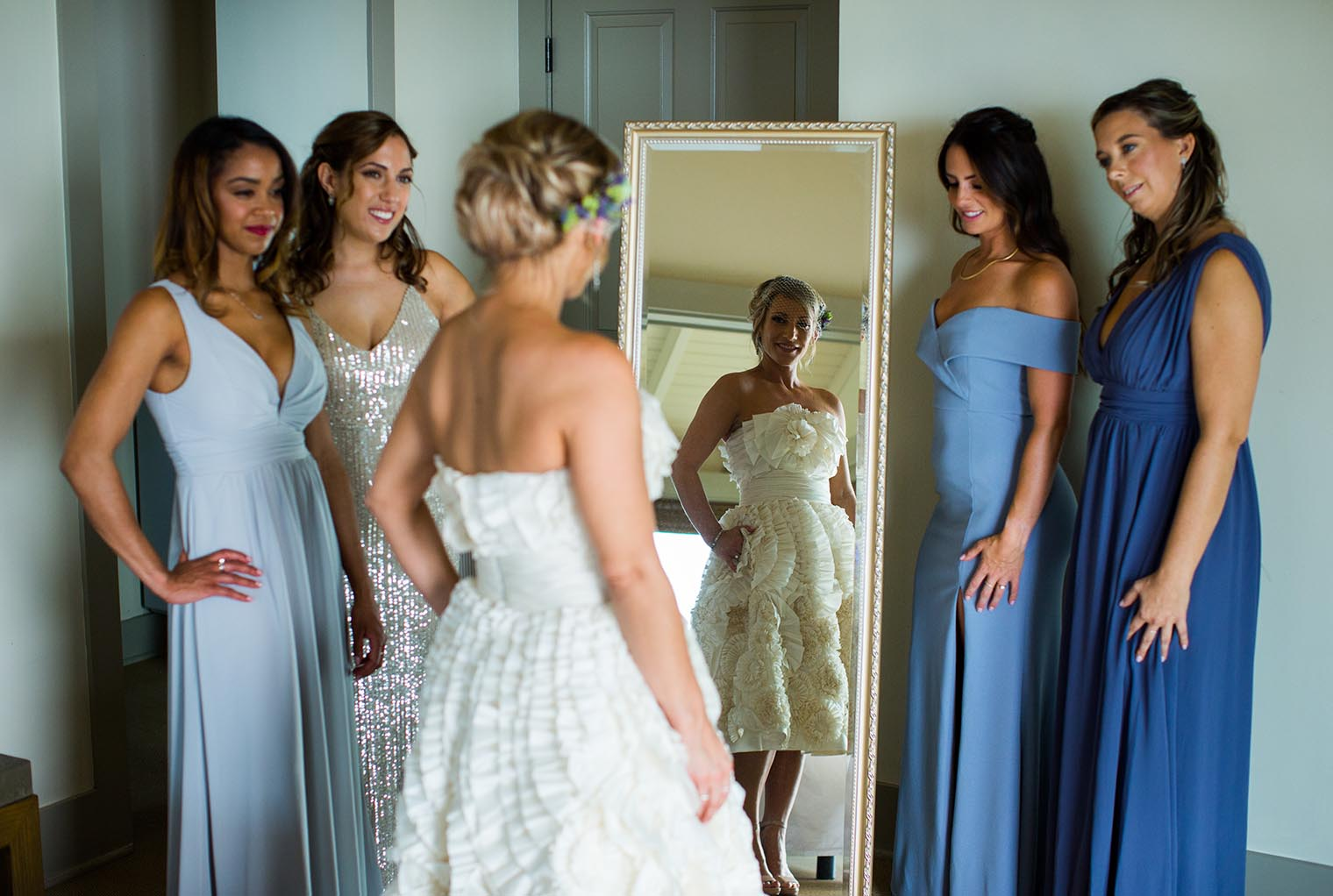 heritage house resort wedding getting ready