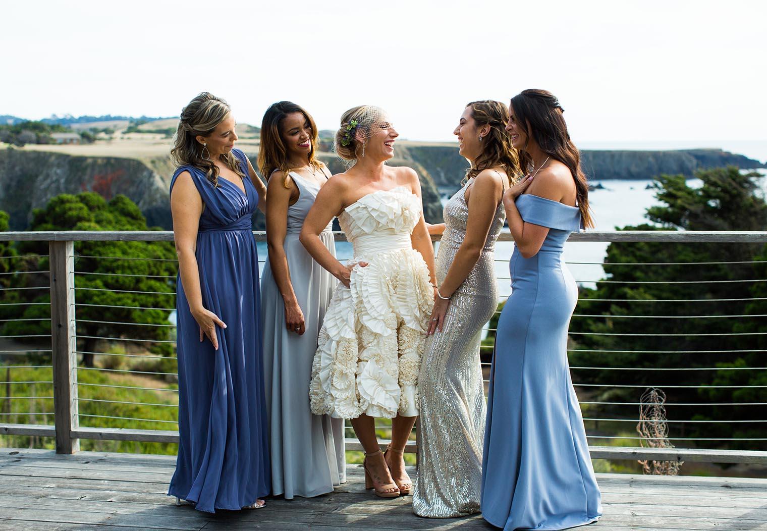 heritage house resort wedding bridesmaids