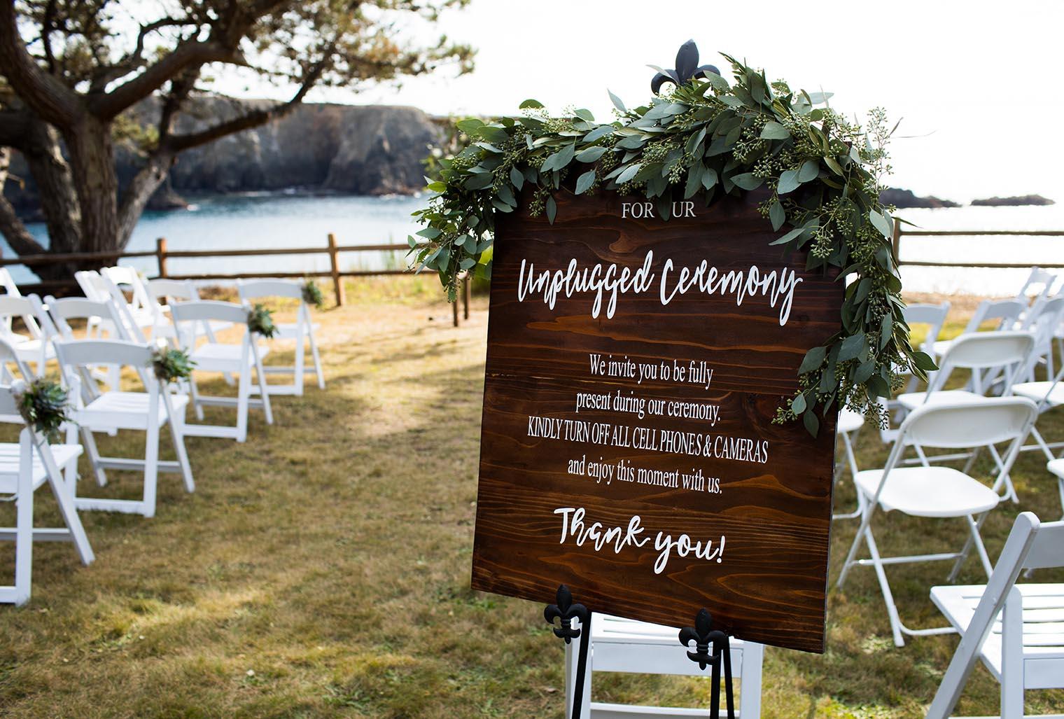 heritage house resort wedding ceremony