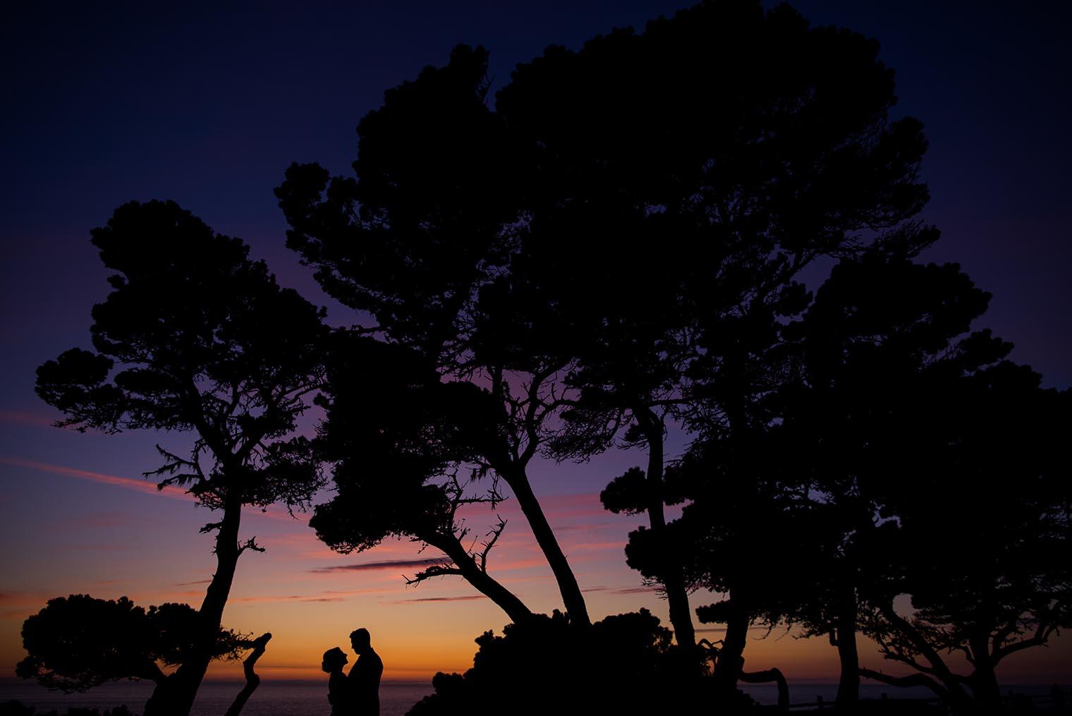 sunset at heritage house resort