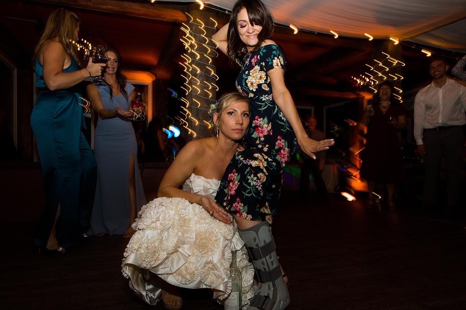 heritage house resort wedding dancing